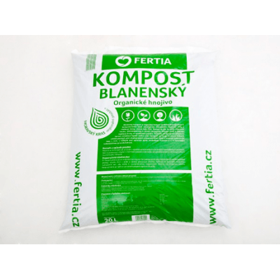 Blanenský kompost – kvalitní organické hnojivo